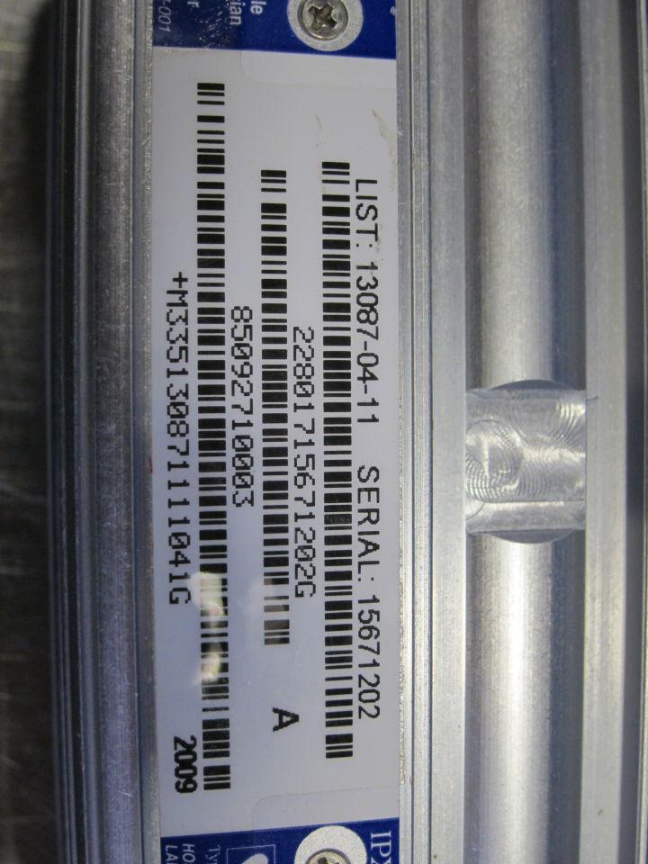 HOSPIRA Gemstar Pump IV Infusion