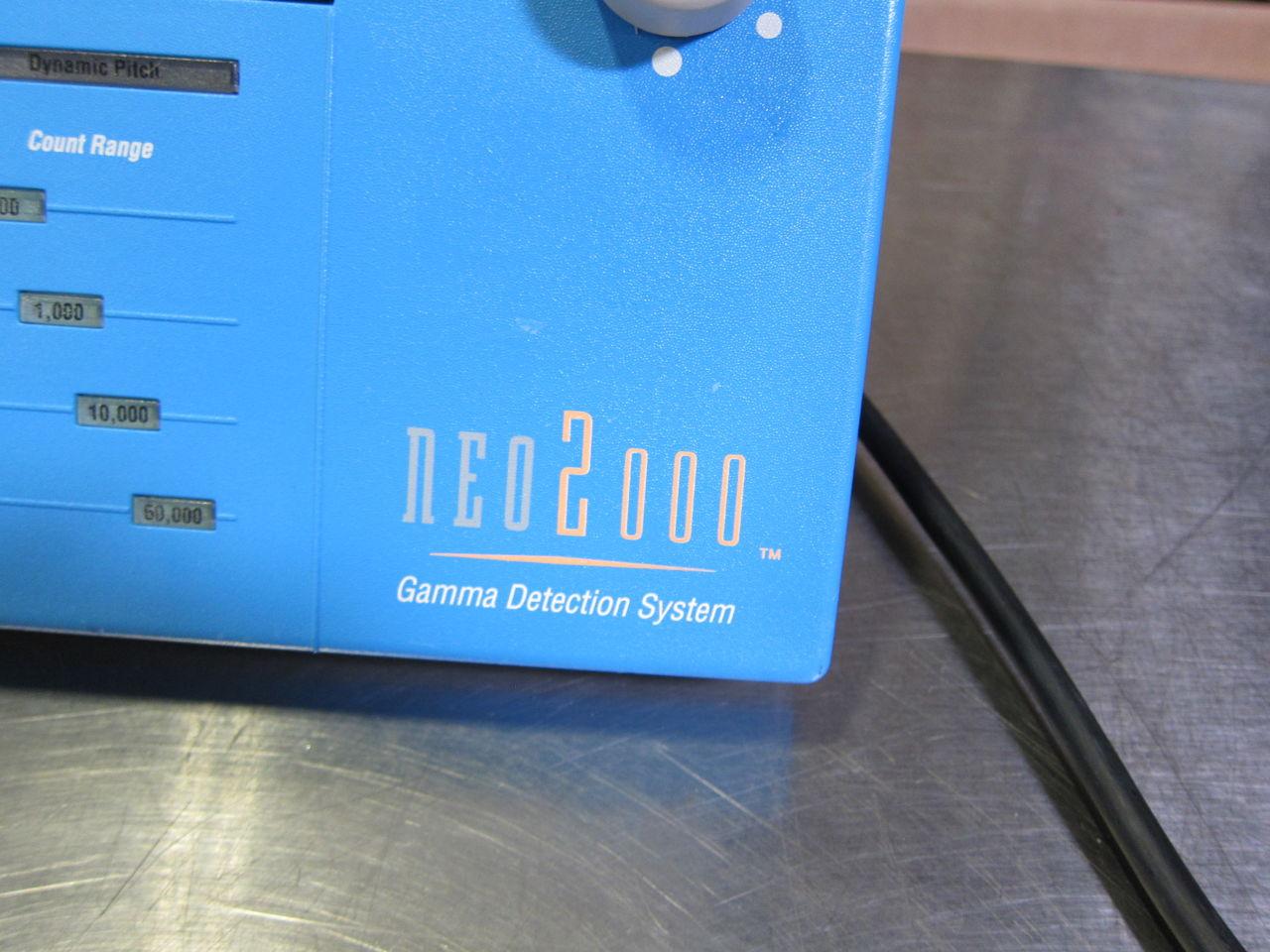 NEOPROBE CORP Neo2000 Gamma Counter