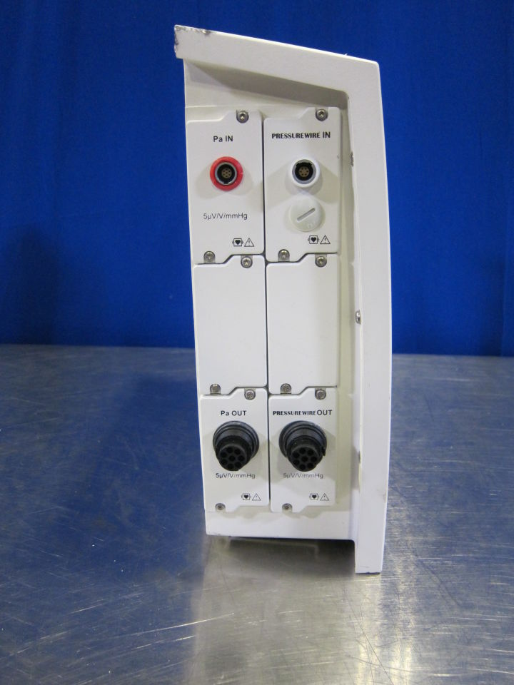 RADI MEDICAL SYSTEMS AB PressureWire Physiological Assessment Monitor Cath Lab