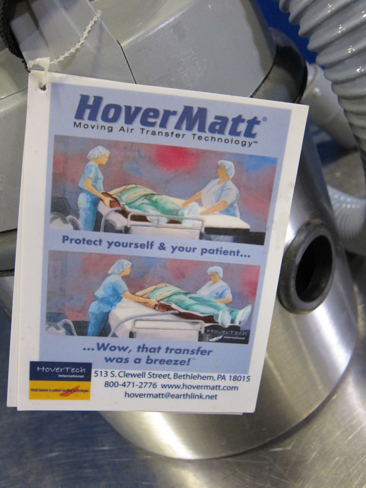 HOVERTECH INTL HoverMatt Air Mattress Pump