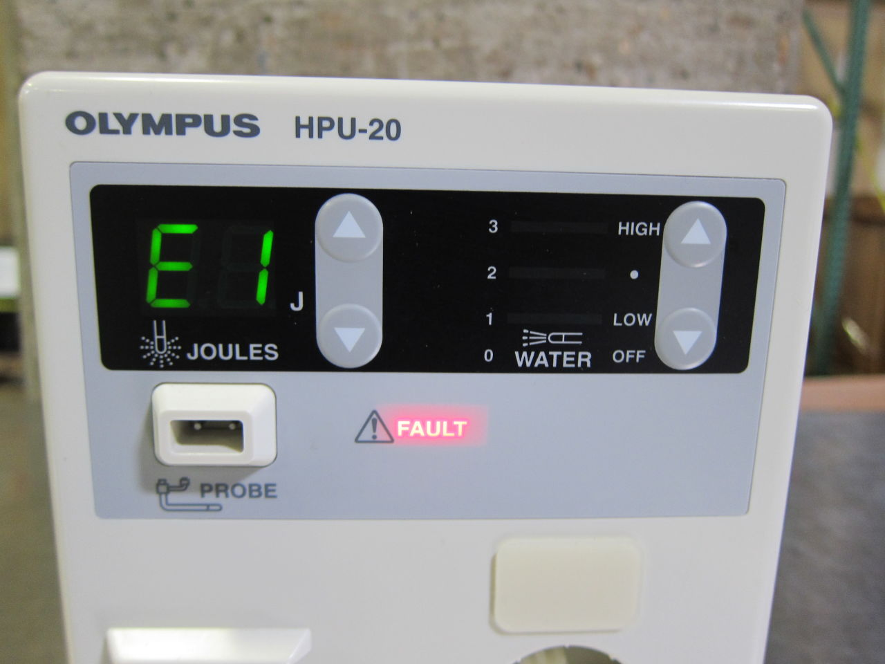 OLYMPUS HPU-20 Heat Therapy Unit