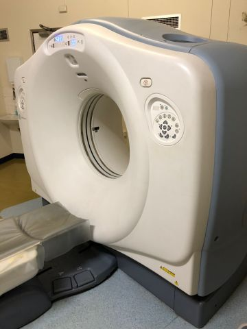 GE Lightspeed Vct 64 CT Scanner
