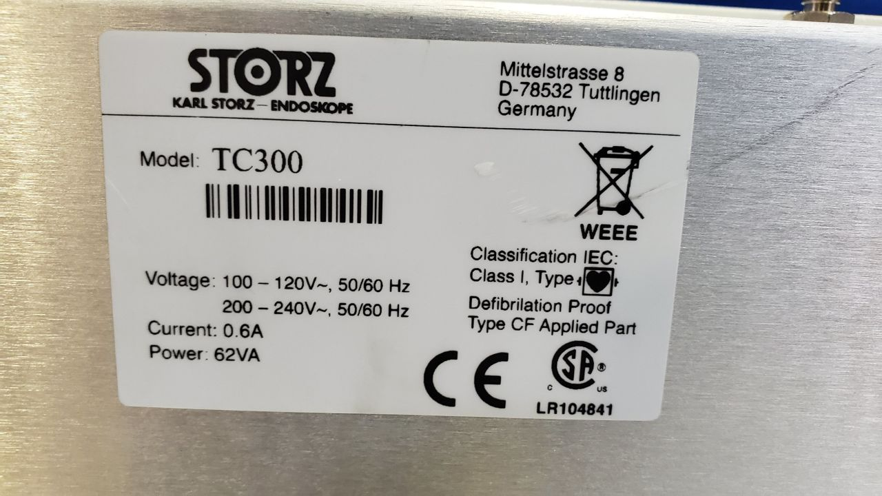 KARL STORZ TC300 H3 Link Console