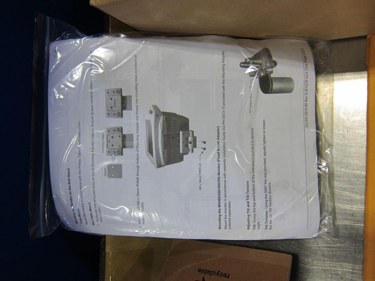 GCX AG-0018-60G Monitor Stand
