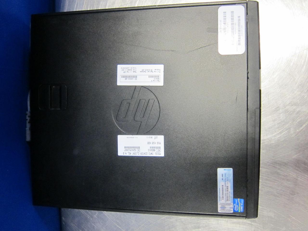 HP rp5800 Computer