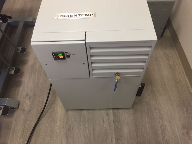SCIENTEMP CORP. Scientemp Freezer in great condition. Barely Used. Refrigerator Freezer