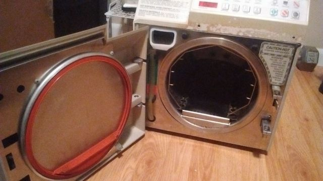 MIDMARK RITTER M9 Autoclave Tabletop