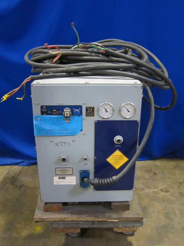 OXFORD M600HV Air-Cooled Compressor MRI Coldhead