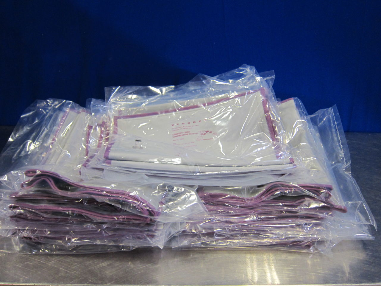 MICROTEK MEDICAL VIA VENODYNE Standard Comfort Lined  - Lot of 2