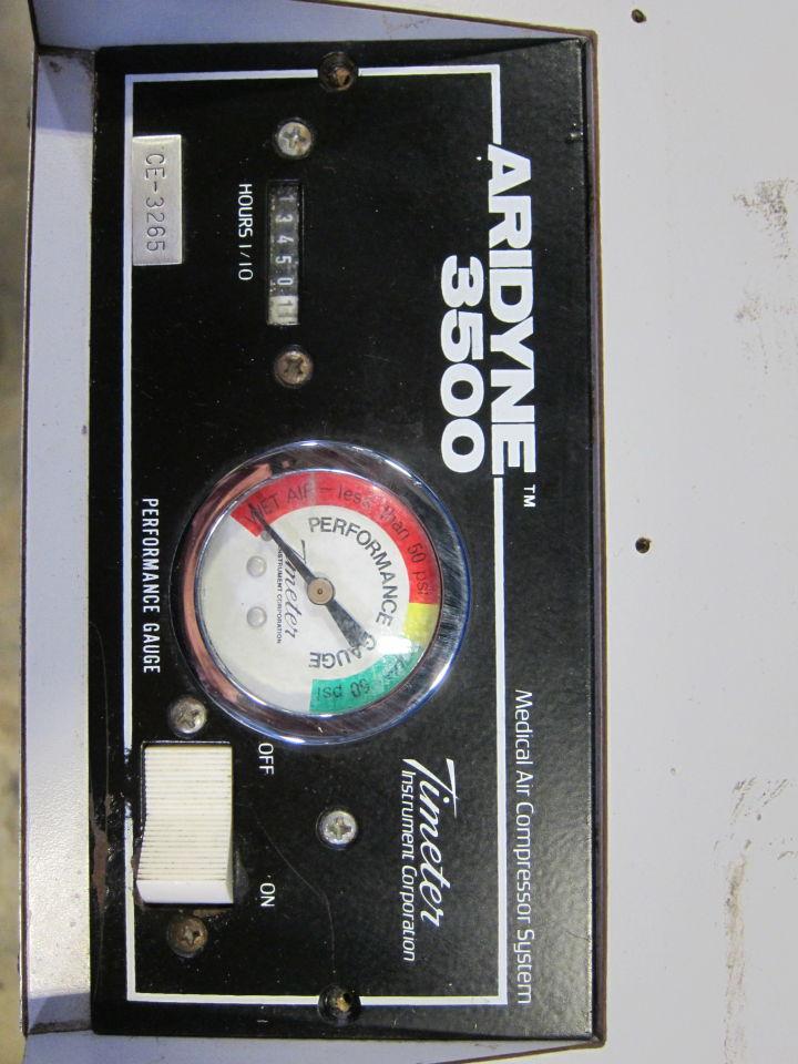 TIMETER Airdyne 3500 Air Compressor