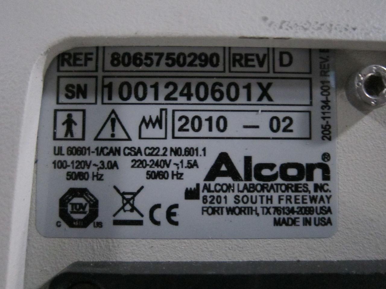 ALCON 8065750290 Light Source