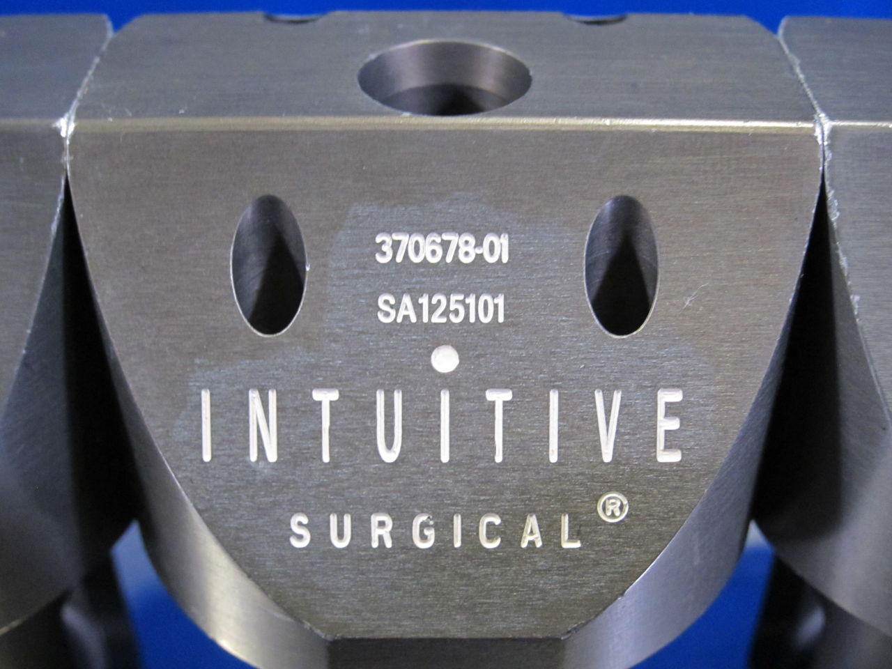 INTUITIVE SURGICAL DA VINCI Various Endoscopic Alignment Target - Lot of 6