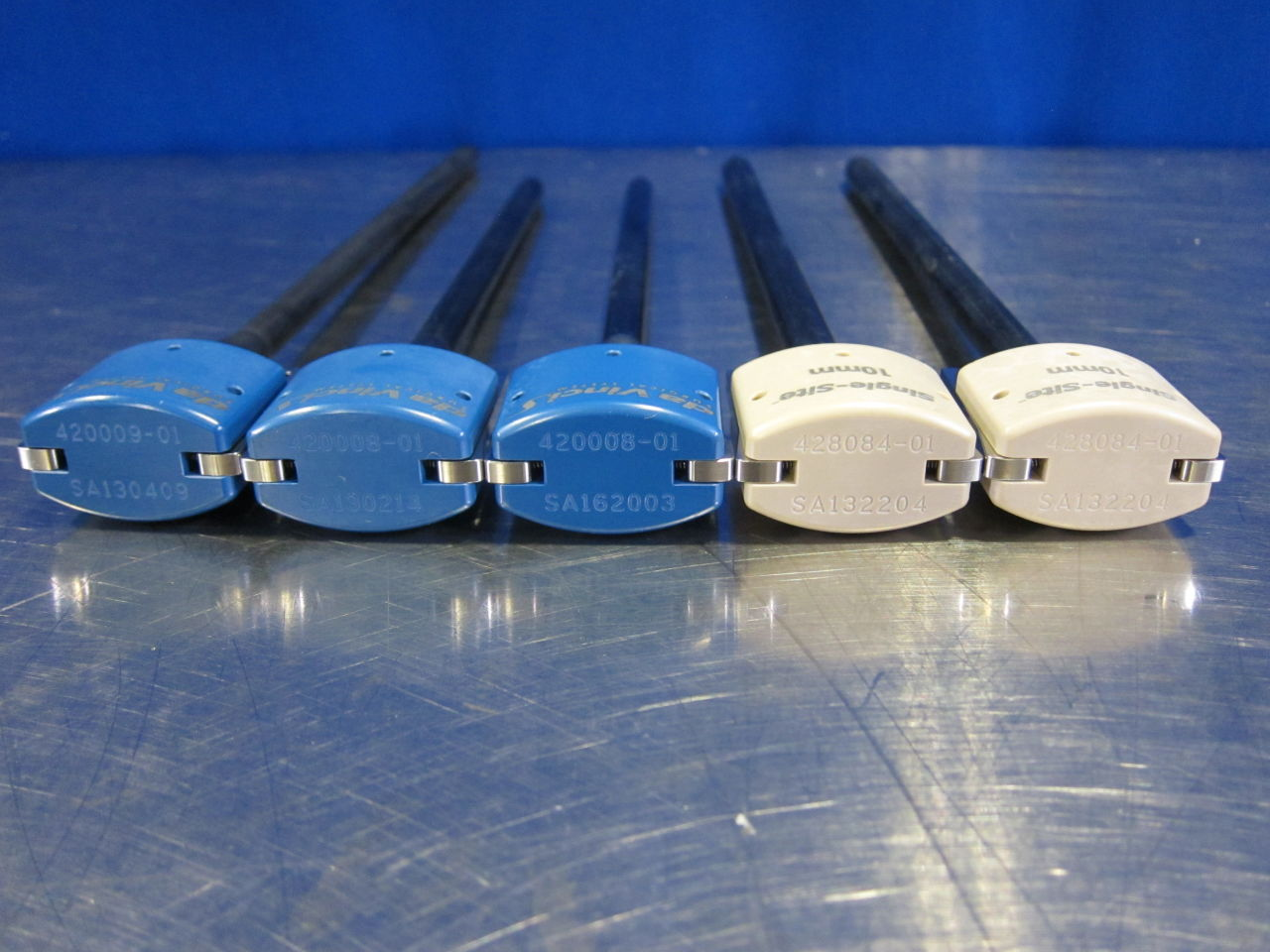 INTUITIVE SURGICAL Various Blunt Obturator - Lot of 5