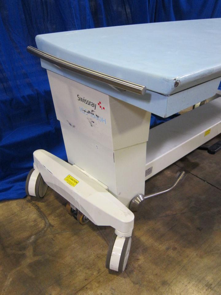 SWISSRAY IGS 1000H C-Arm Table