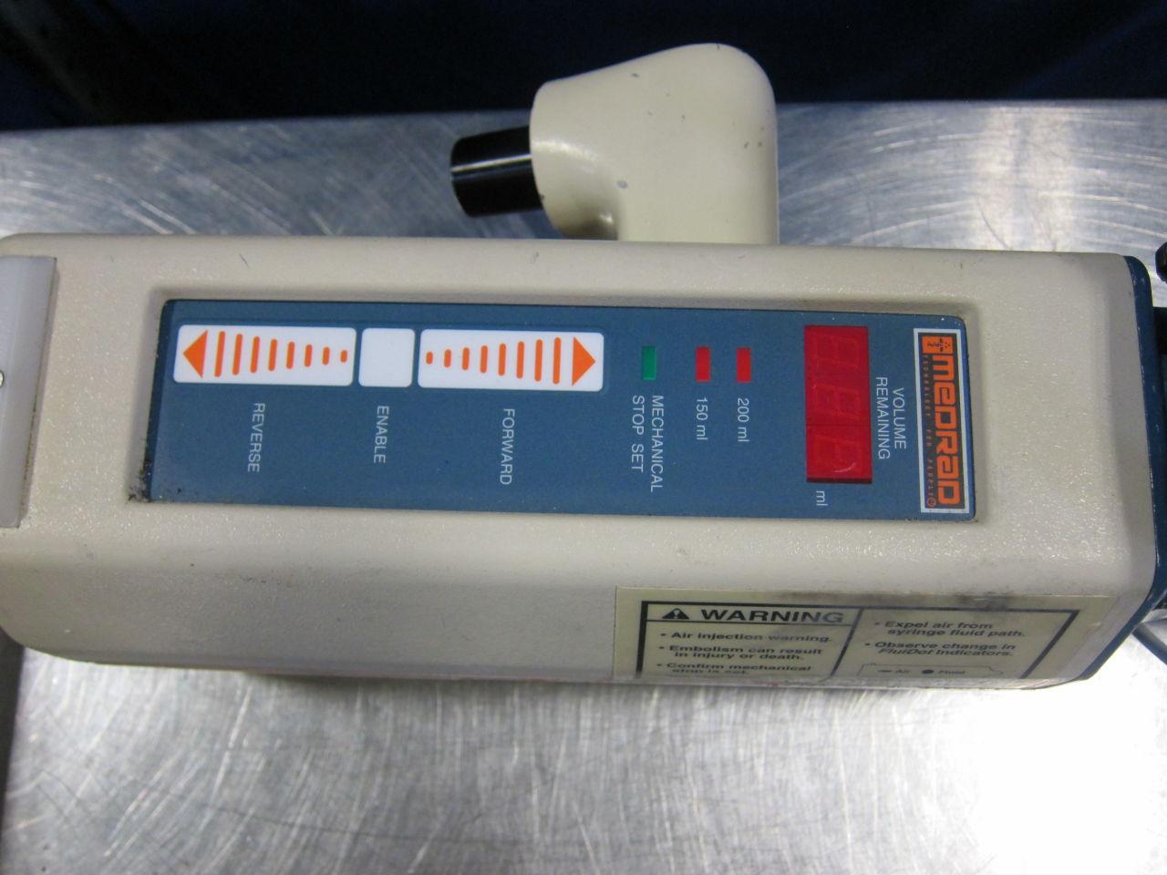 MEDRAD Mark V Plus Injector Angio