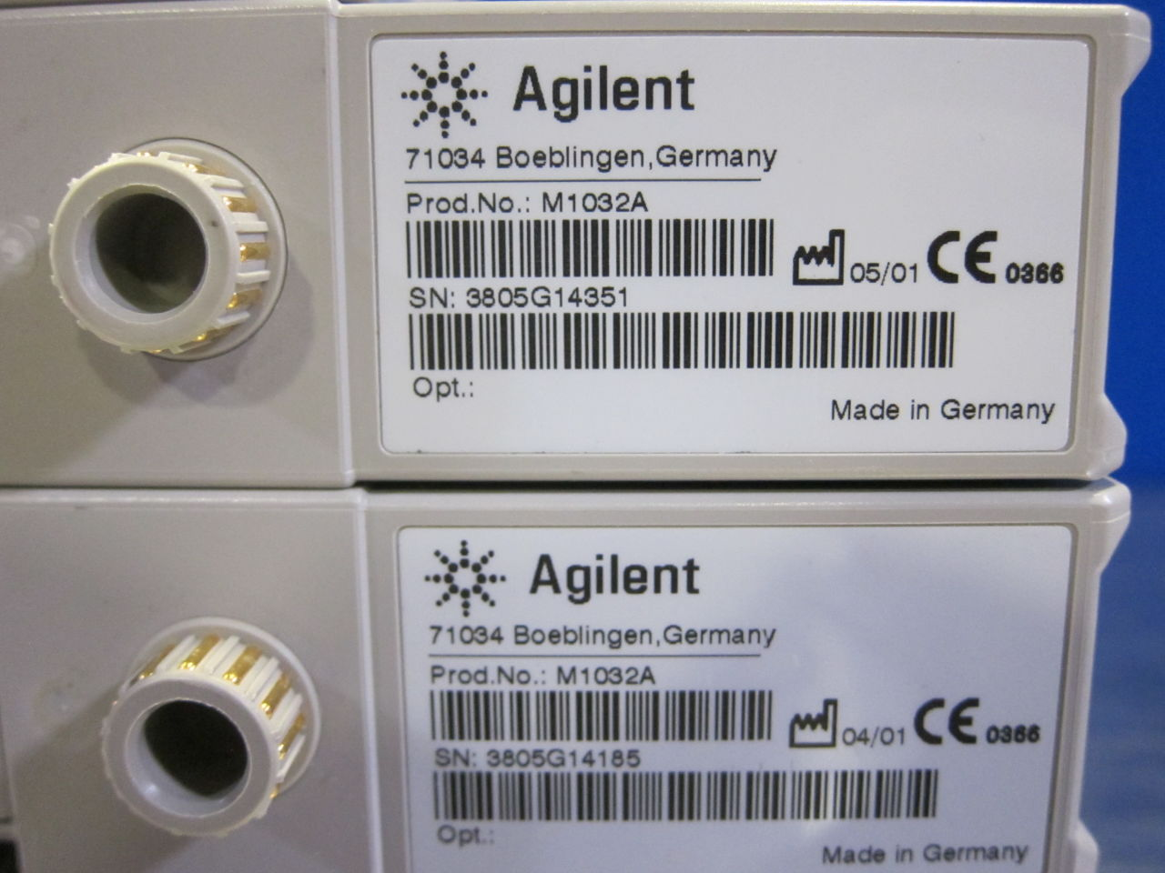 AGILENT Various  - Lot of 11 Module