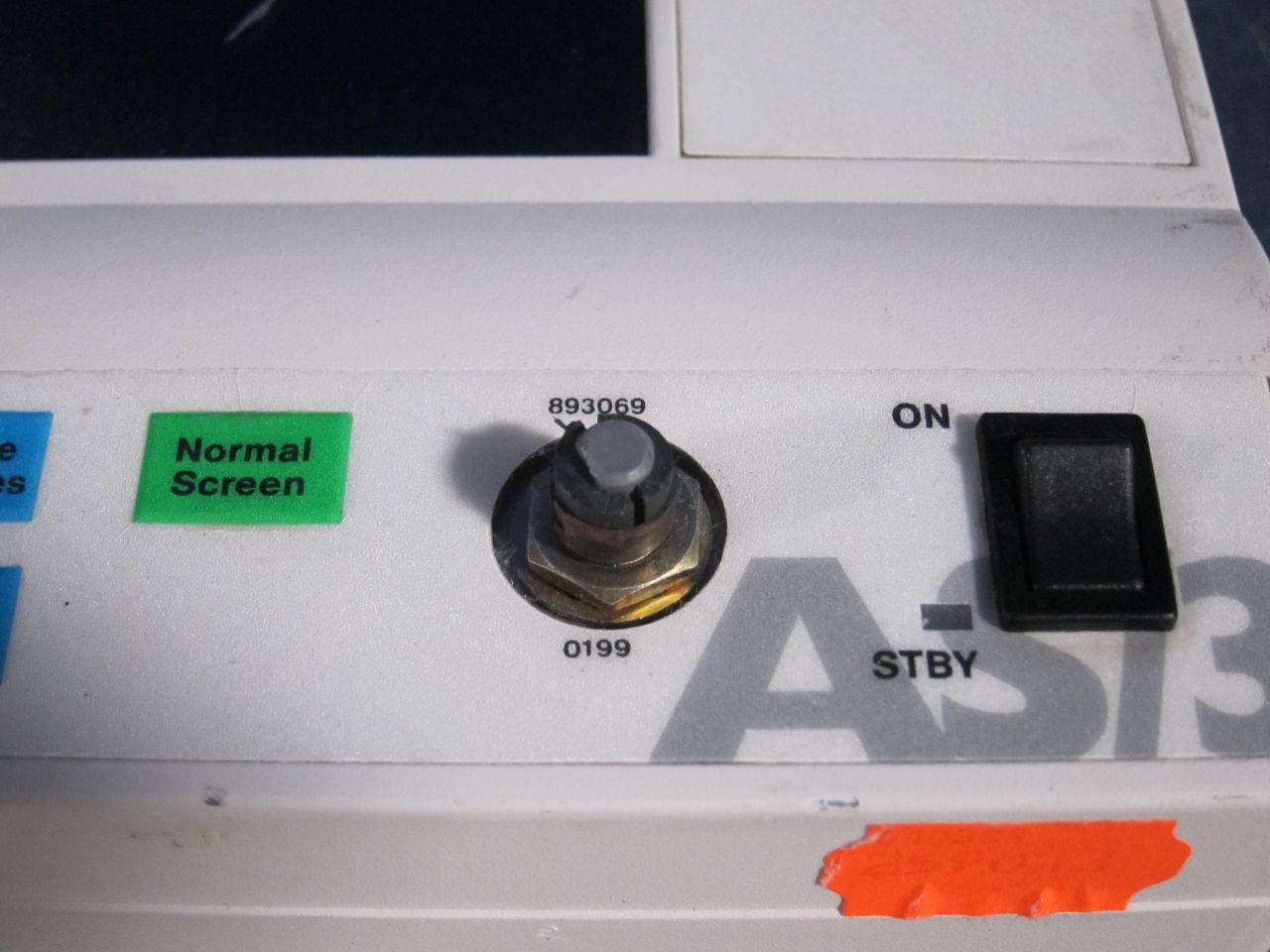 DATEX-OHMEDA AS/3 Monitor