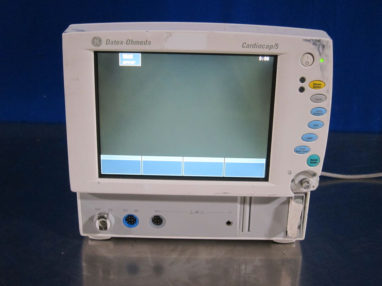 GE DATEX-OHMEDA Cardiocap 5 Monitor