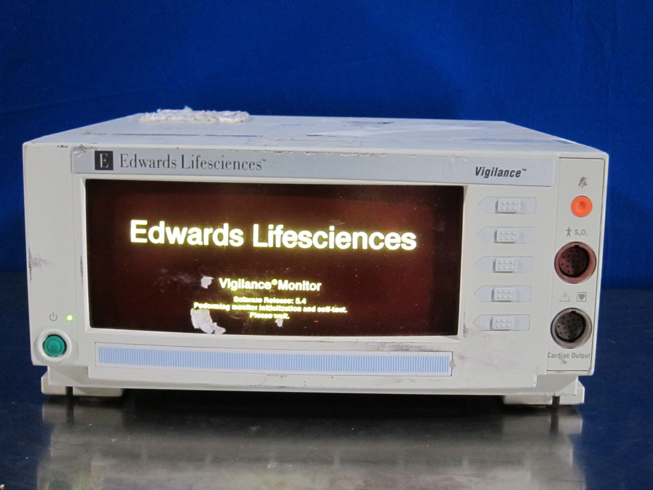 EDWARDS LIFESCIENCES Vigilance Monitor