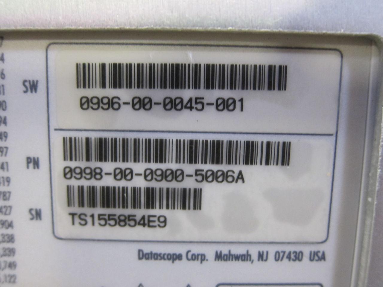 DATASCOPE Passport 2 Monitor