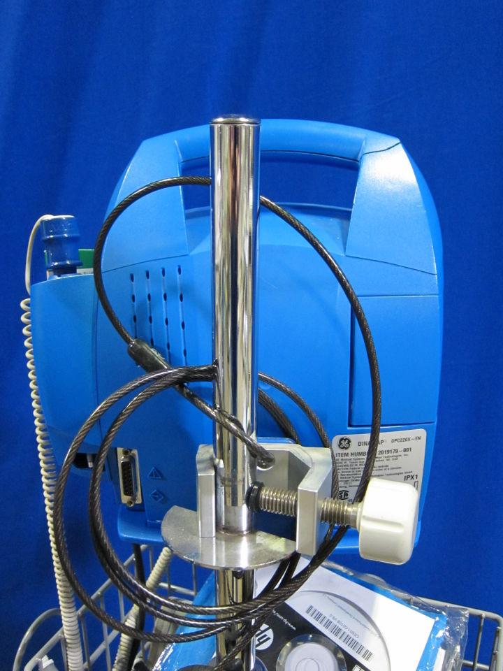 GE Dinamap Pro Care Auscultatory 200 Monitor