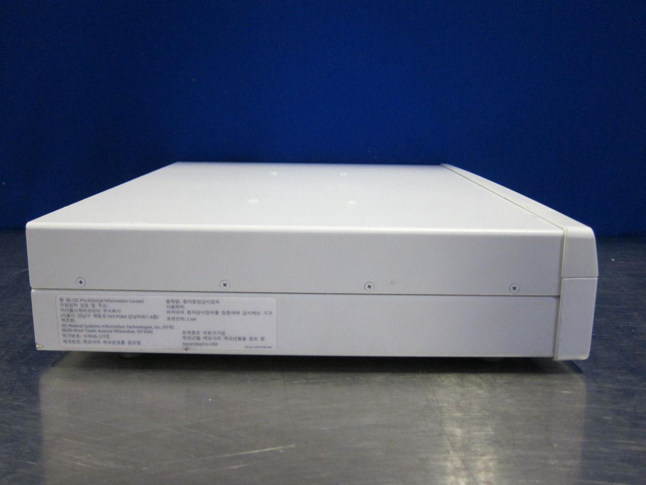 GE CIC Pro  - Lot of 3 Telemetry
