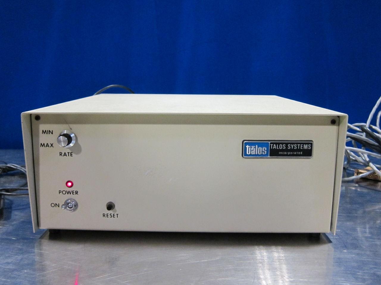 TALOS SYSTEMS S RP 622 B Console w/ Remote Lens
