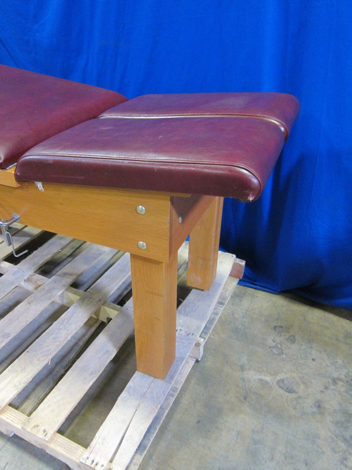 S & W ENTERPRISES  Physical Therapy Table