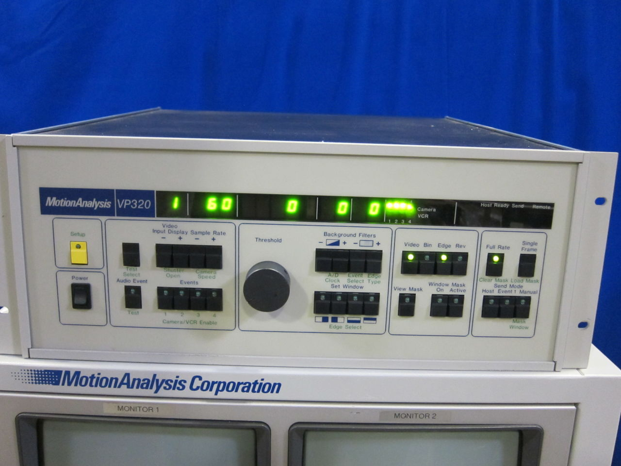 MOTION ANALYSIS VP320 Physical Therapy Unit