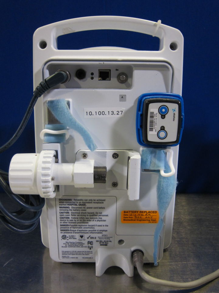 HOSPIRA Lifecare PCA  - Lot of 5 Pump IV Infusion
