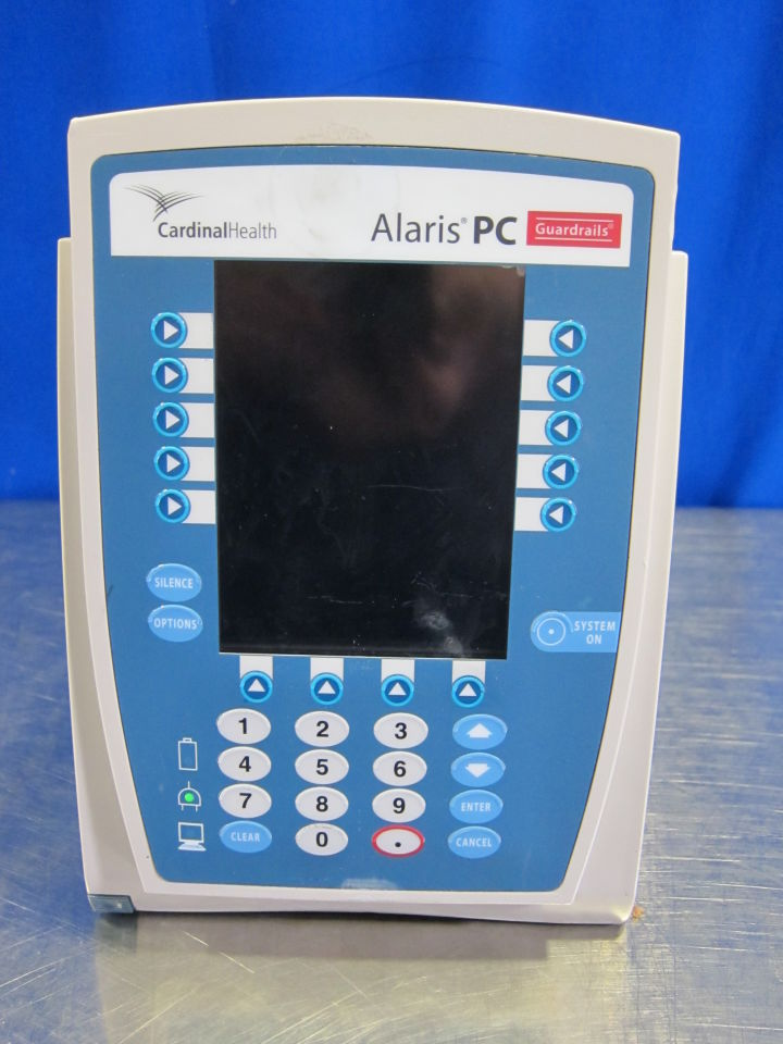 CARDINAL HEALTH Alaris PC  - Lot of 5 Pump IV Infusion