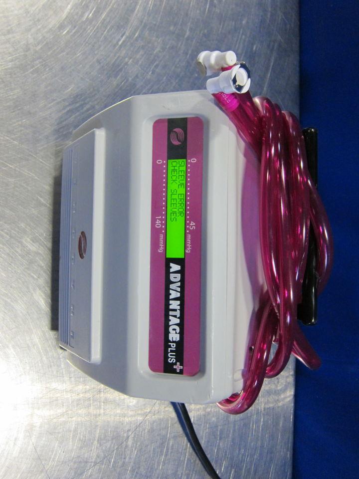 MICROTEK MEDICAL VIA VENODYNE Advantage 610  - Lot of 5 Pump Vascular Compression