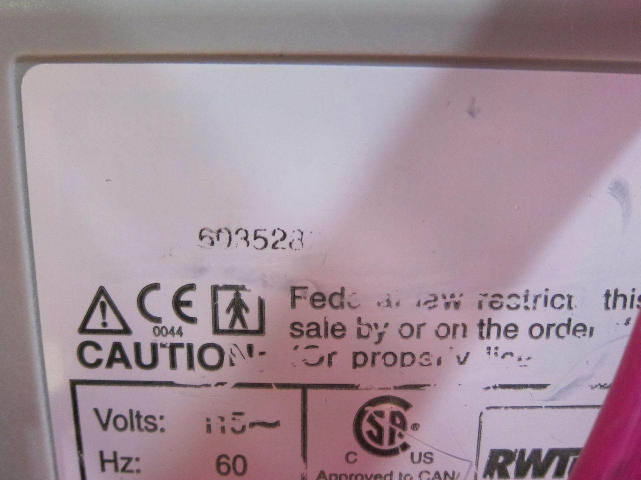 MICROTEK MEDICAL VIA VENODYNE Advantage 610  - Lot of 3 Pump Vascular Compression