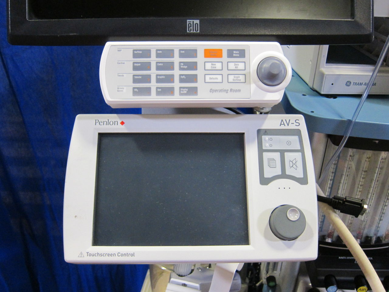 AGILENT Prima SP3 Anesthesia Machine
