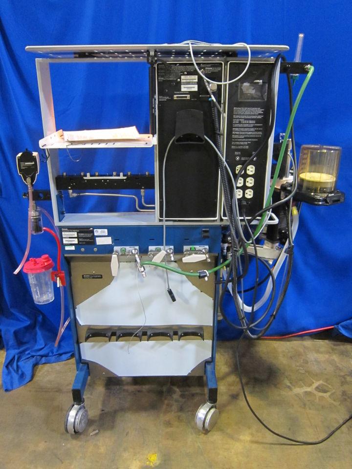 OHMEDA Modulus II Plus Anesthesia Machine