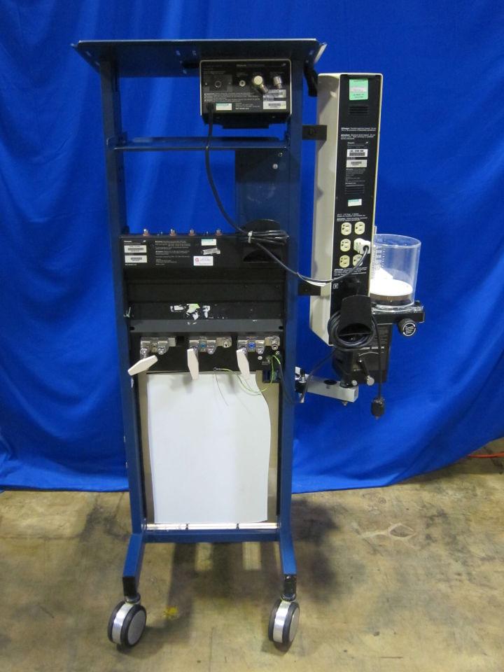 OHMEDA Excel 110 Anesthesia Machine