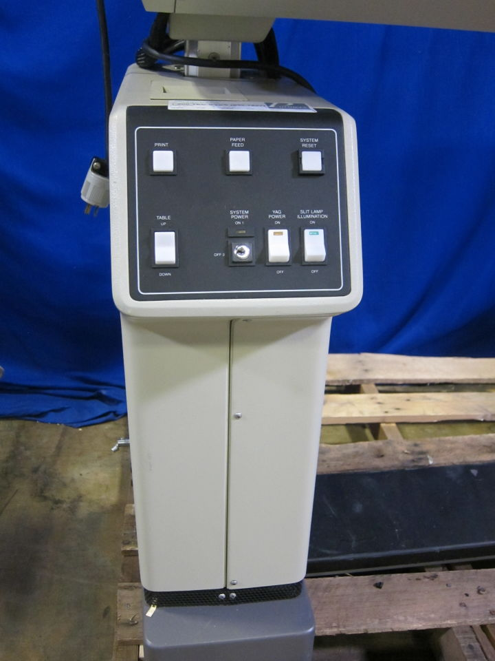 ALCON 2500 LE Series Laser - YAG