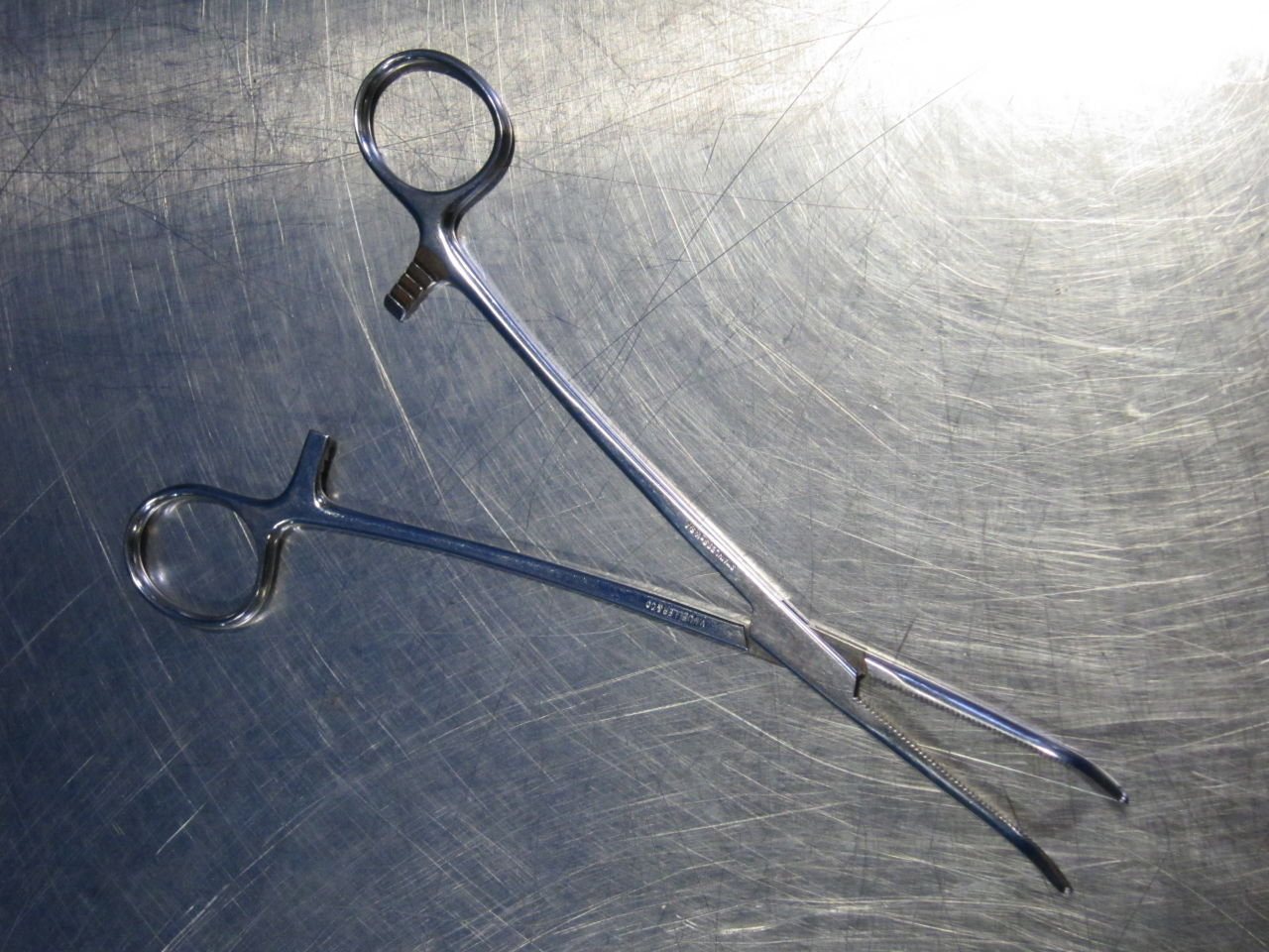 VARIOUS  Stainless Steel Instruments
