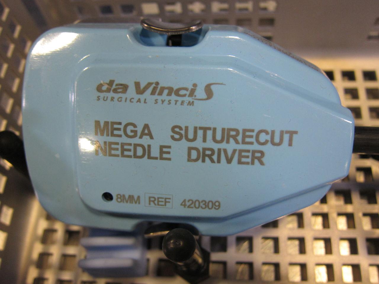 DA VINCI S SURGICAL 420309 Mega Suturecut Needle Driver