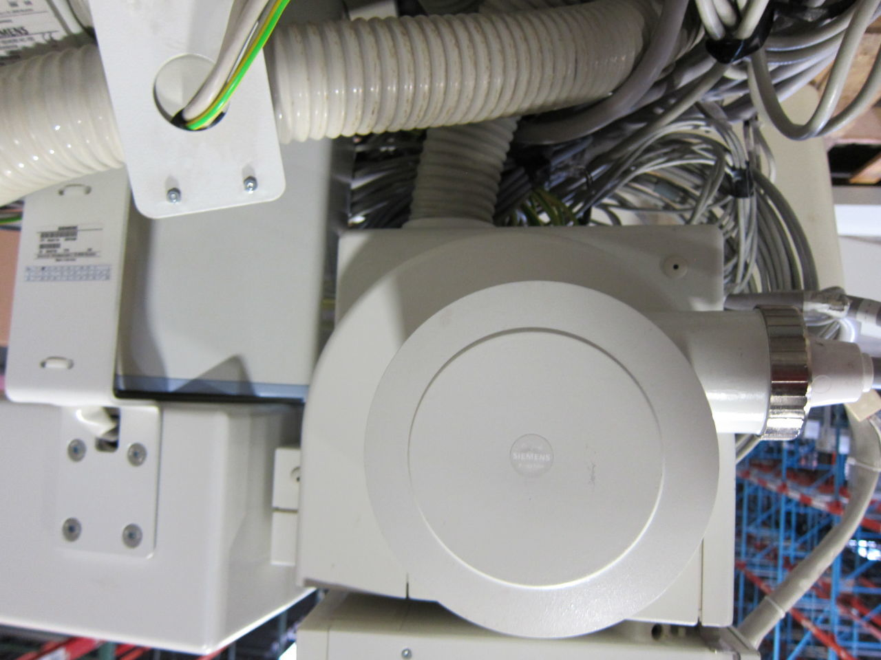 SIEMENS Axiom Sireskop SD S3,  Polydoros SX65  Digital Pediatric Rad/Fluoro Room