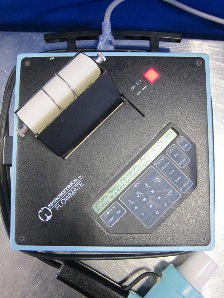 SPIROMETRICS Flowmate 2500 Spirometer