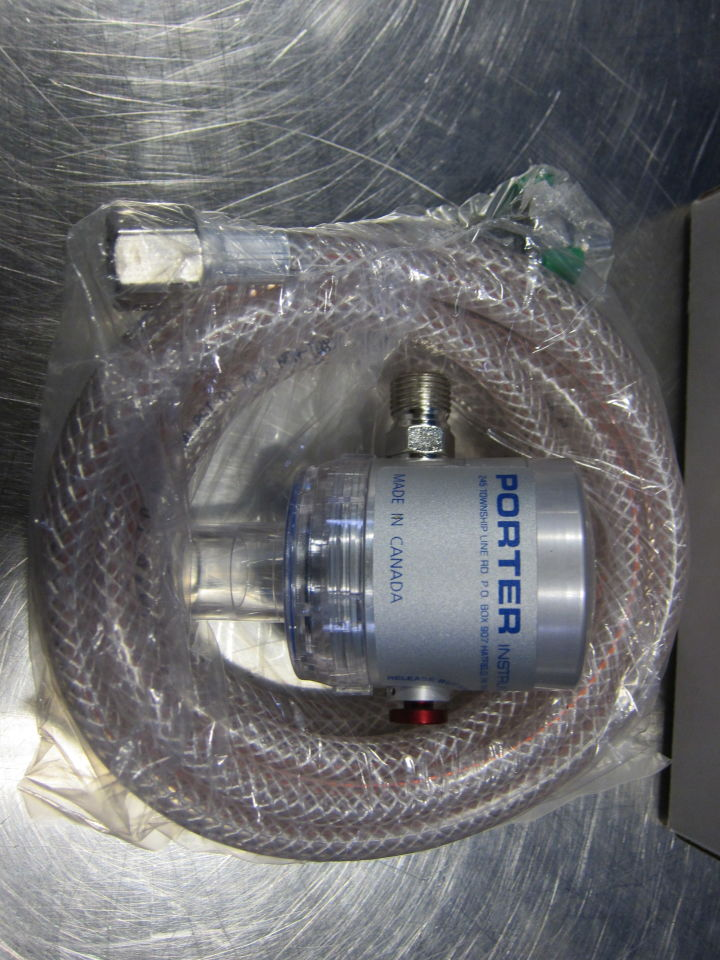 PORTER INSTRUMENT COMPANY 1506-1 Manual Resuscitator