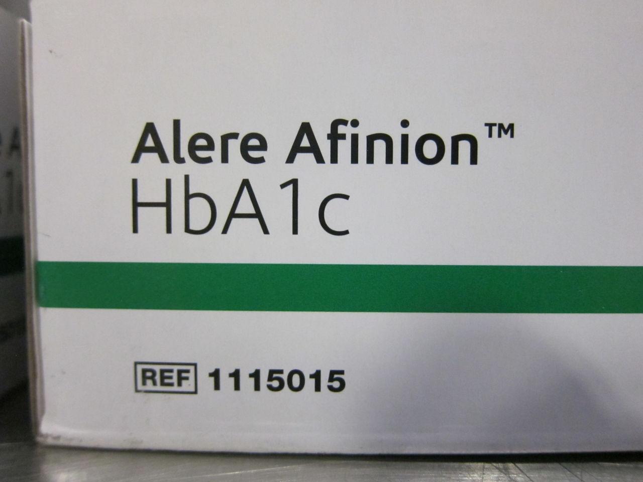 ALERE Afinion HbAlc Test Cartridges
