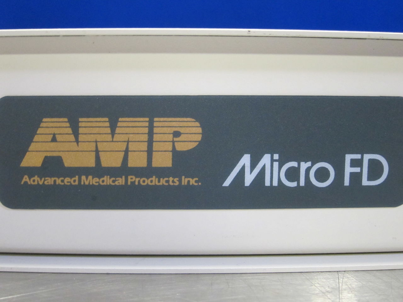 ADVANCED MEDICAL PRODUCTS Micro FD Operator Console Monitor