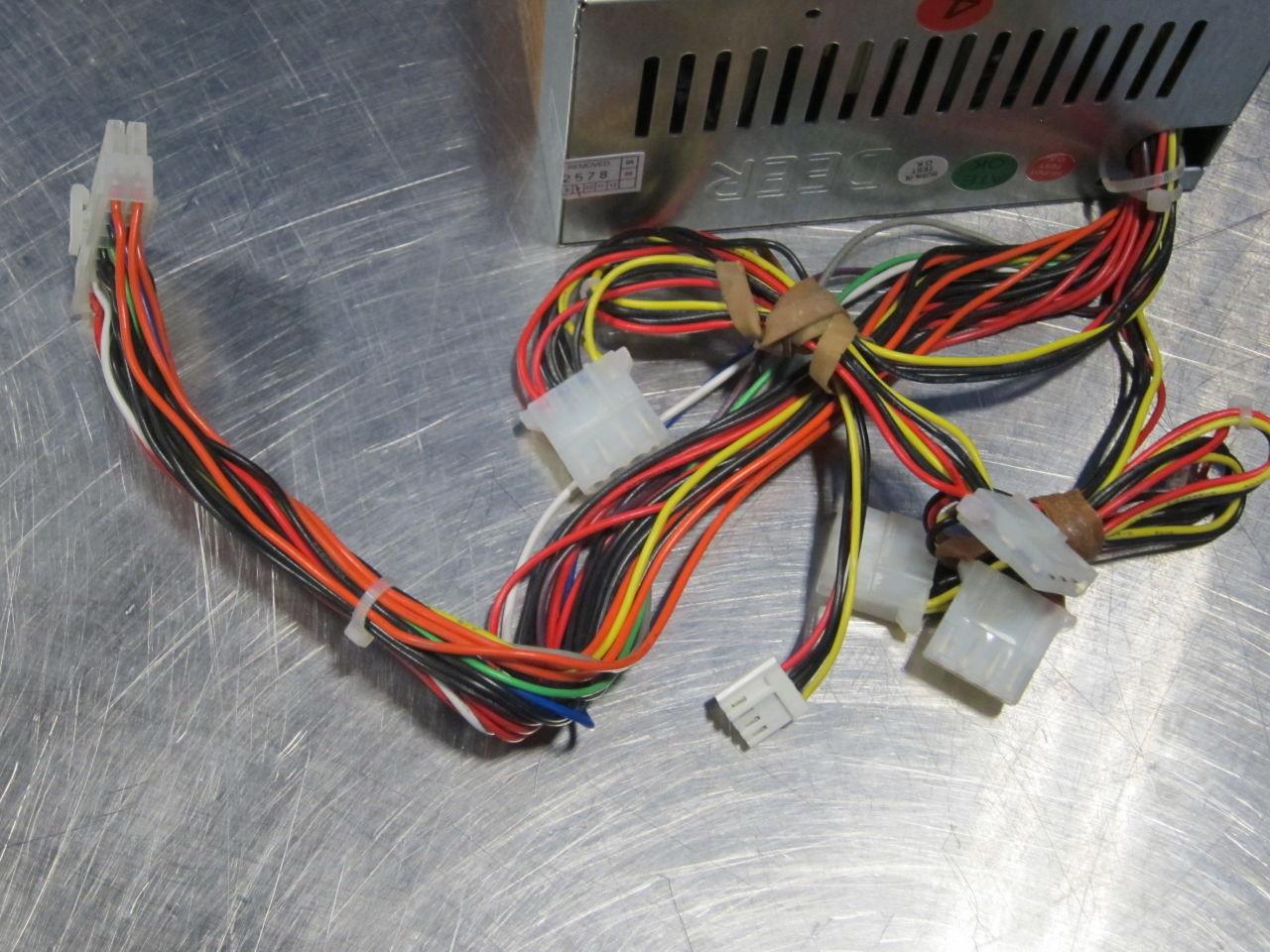 DEER COMPUTER DR-250ATX Power Supply