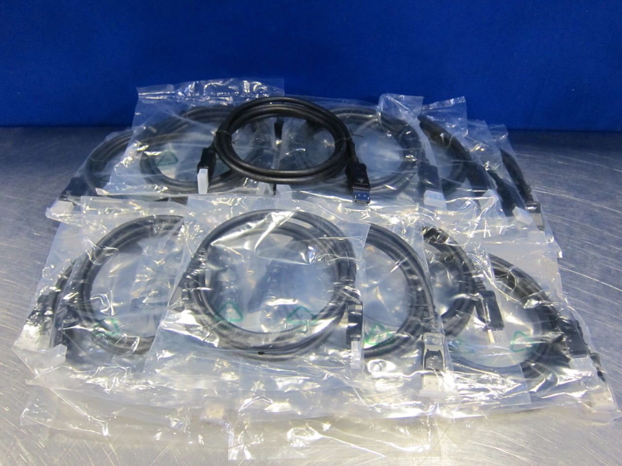 Display Port Cable 6ft - Lot of 22