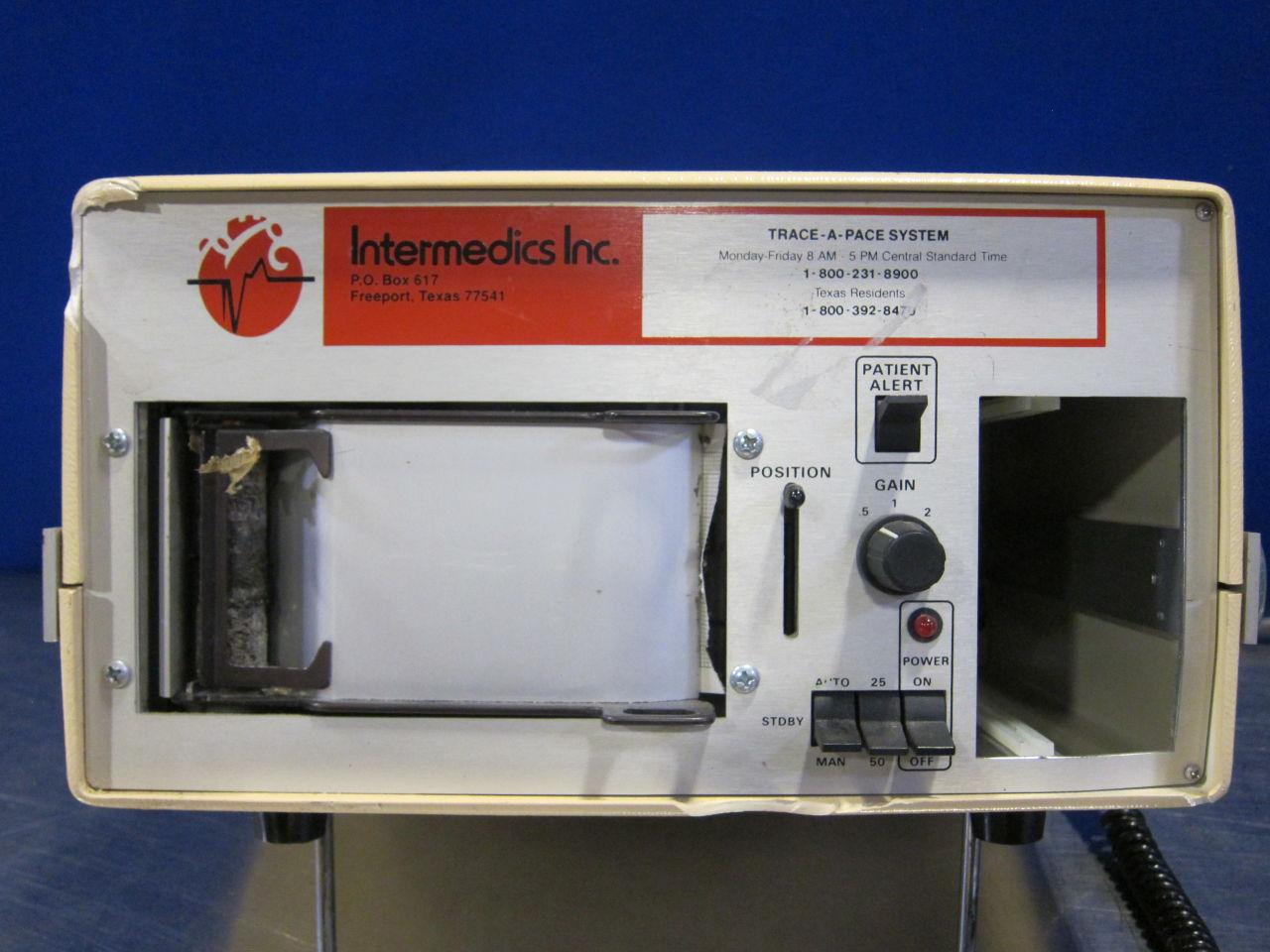 INSTROMEDIX INC Trace-A-Pace Monitor