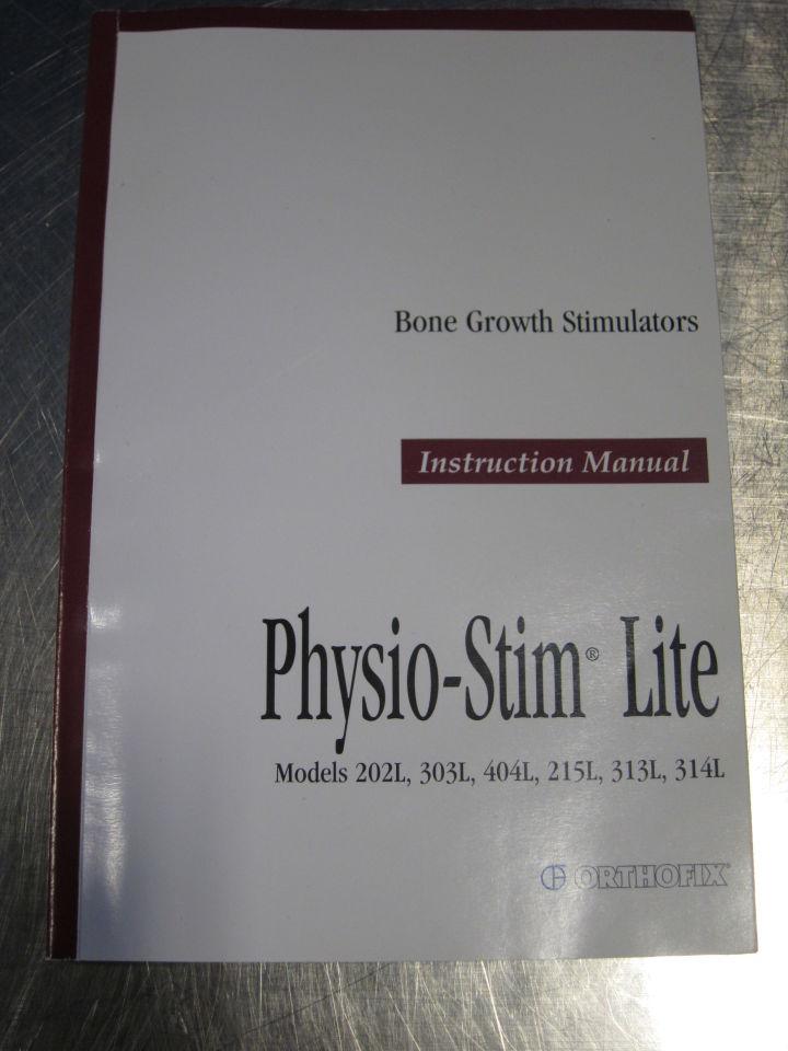 ORTHOFIX Physio-Stim Lite Bone Growth Stimulator