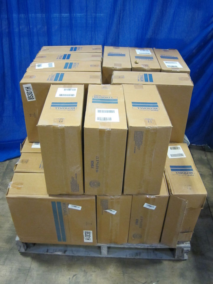 KENDALL/TYCO 85301H  - Lot of 25 Medical Waste Removal