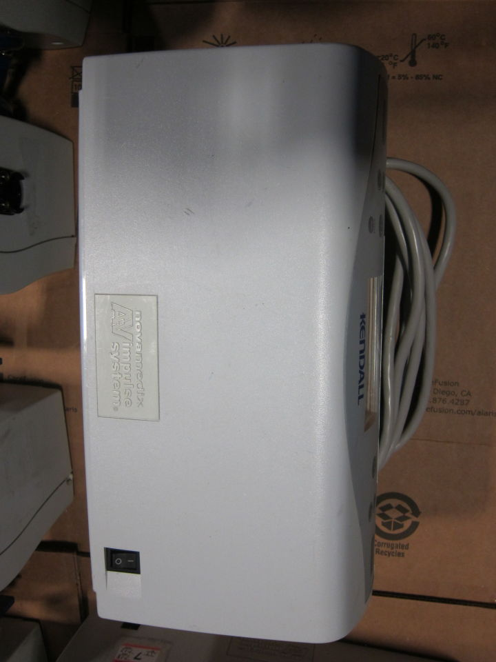 KENDALL AV Impulse 6060  - Lot of 15 Pump Lymphedema
